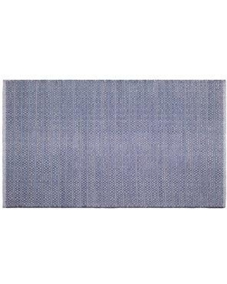 Find Savings On Wrought Studio Mcgreevy Geometric Handwoven Cotton Blue Area Rug Wbsl5248 Rug Size Rectangle 4 X 6