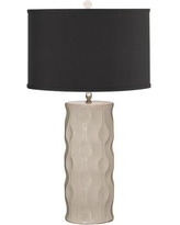 "Thumprints Echo 29"" Table Lamp 1235-ASL-2102"