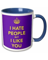 Spectacular Sales For East Urban Home Grackle I Really Like You Coffee Mug Ceramic In Yellow Black Size 4 H X 3 W X 4 D Wayfair A044fb6fb2a941a49012d7f304489589