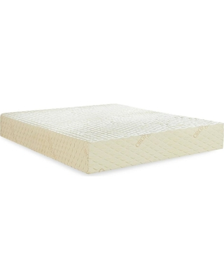 Natural Bliss Queen 8 in. Medium-Firm Latex Mattress