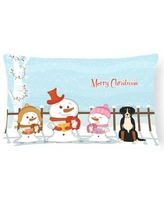 Check Out Deals On Daniella Merry Christmas Indoor Outdoor Lumbar Pillow The Holiday Aisle Color Salt And Pepper