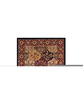 Floral Tufted Accent Rug 3'X5' - Safavieh, Multi-Colored/Blue