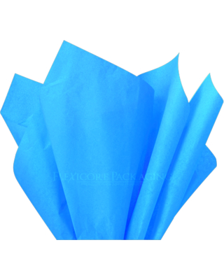 "Turquoise Tissue Paper, 15""x20"", 100 ct"