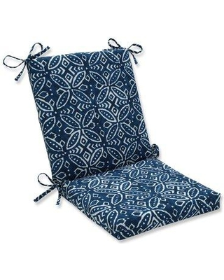 Great Sales On Charlton Home Crichton Indoor Outdoor Dining Chair Cushion X111985142 Fabric Indigo
