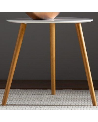 Langley Street™ Phoebe End Table MHMZ6157 Color: White