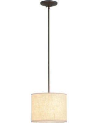 Rosecliff Heights Luyster 1-Light Drum Pendant RCLF2645