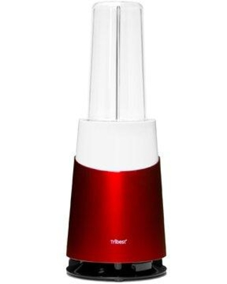Tribest Tribest Jar Ready Personal Blender PB-410WH Color: Red