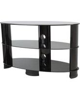 """AVF TV Stand for TVs up to 43"""" OVL850BB-A"""