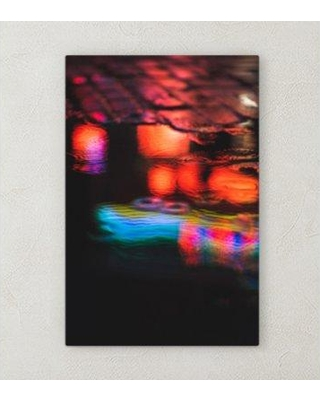 """Ebern Designs 'All Reflections' Photographic Print on Wrapped Canvas BF072099 Size: 20"""" H x 16"""" W x 2"""" D"""