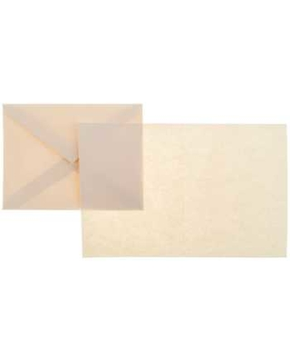"""Ivory Cards - 5"""" x 6 1/2"""""""