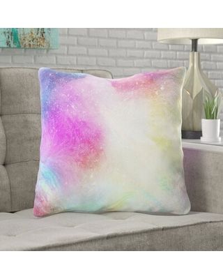 Blandy Throw Pillow Wrought Studio™ Cover Material: Microsuede, Location: Indoor