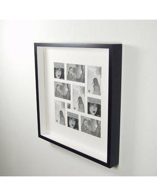 Boom Design Two Tone Picture Frame Collage 610 Picture Size: Large