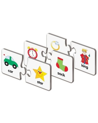 The Learning Journey Match It!® Rhyme Puzzle Cards