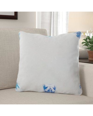 The Holiday Aisle Ranck Border Indoor/Outdoor Canvas Throw Pillow W000557468