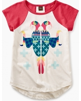 Tea Collection Harjo Parrot Graphic Tee