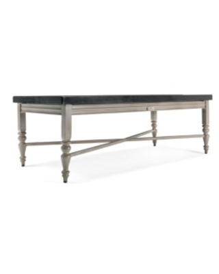 Deals For Winston Grayson Rectangular Aluminum Top Outdoor Coffee Table Created For Macy S