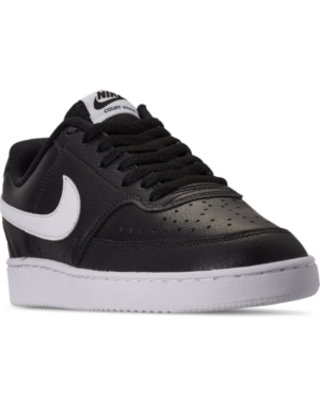 Nike Men's Nike Court Vision Low Casual Sneakers from Finish Line