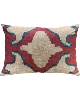 Bungalow Rose Overly Linen Throw Pillow BGRS9082