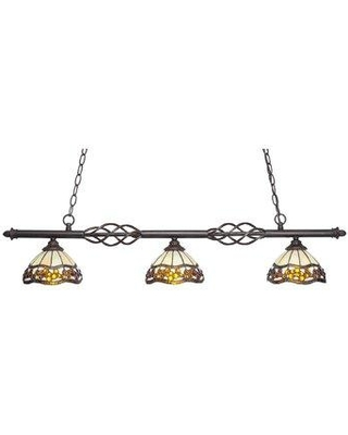 Spectacular Deals On Astoria Grand Pierro 3 Light Kitchen Island Linear Pendant Glass Size Oversized 30 Wide Or Larger Wayfair 7529fb4c372f480aa633a93413808b35
