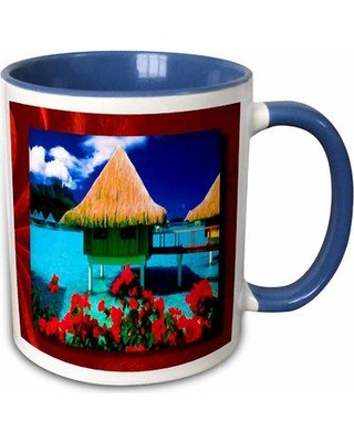 Bay Isle Home Serenity Vacation In Tahiti Coffee Mug W000767290