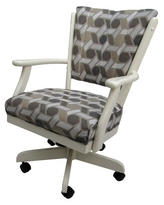 Check Out Deals On Eowyn Upholstered Arm Chair In Antique White Corrigan Studio