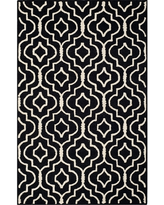 Black rug texture Luxury Black Tahla Texture Wool Rug Black Ivory 5 8 Volontariatoinfo Spectacular Savings On Tahla Texture Wool Rug Black Ivory 5