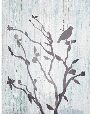 PTM Estella Branch Graphic Art on Wrapped Canvas 6-5588A
