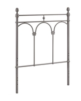 Better Homes & Gardens Gianna Twin Headboard, Gray
