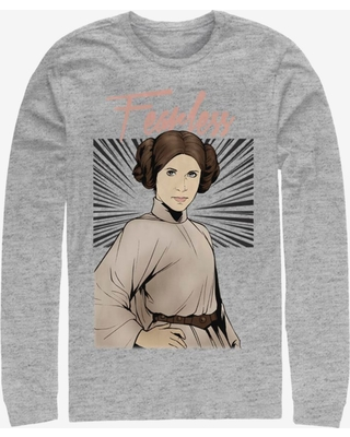 Star Wars Leia Fearless Long-Sleeve T-Shirt