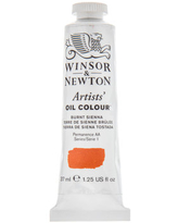 Burnt Sienna Winsor & Newton Artists' Oil Paint