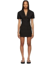 'la Robe Gardian' Dress - Black - Jacquemus Dresses
