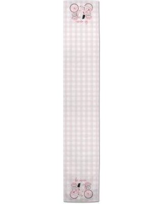 """House of Hampton Hosley Be Mine Table Runner W001409000 Size: 90"""" x 16"""""""