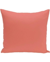 """Three Posts Georgia Outdoor Throw Pillow TRPT2213 Color: Seed, Size: 16"""" H x 16"""" W x 1"""" D"""