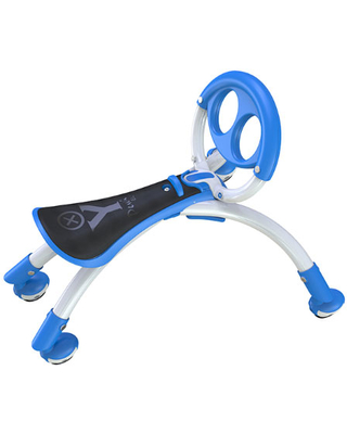 YBike PEWI ELITE - Blue - Active Play for Babies - Fat Brain Toys