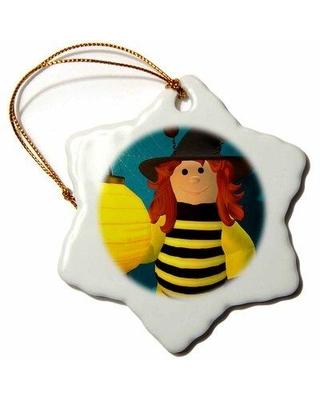The Holiday Aisle Little Bee Holiday Shaped Ornament X113736381
