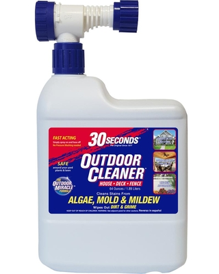 30 Seconds 64 oz. Outdoor Ready-To-Spray Cleaner