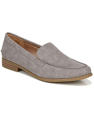 LifeStride womens Margot Shoes Loafer, Grey, 6 US