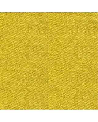 East Urban Home Yellow Rug X113669172 Rug Size: Square 3'