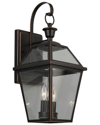 Spectacular Deals On Home Decorators Collection French Quarter Gas Style 2 Light Outdoor Wall Lantern Sconce