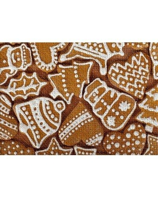East Urban Home Biscuit Brown Area Rug W001473229 Rug Size: Rectangle 2' x 4'