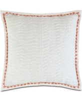 Eastern Accents Rena Yearling Pearl Linen Throw Pillow ALM-07