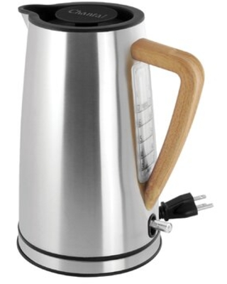 Chantal 1.8 qt. Stainless Steel Electric Tea Kettle