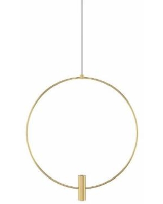 Tech Lighting Sean Lavin Layla 18 Inch LED Large Pendant - 700MPLAY18NB-LED930