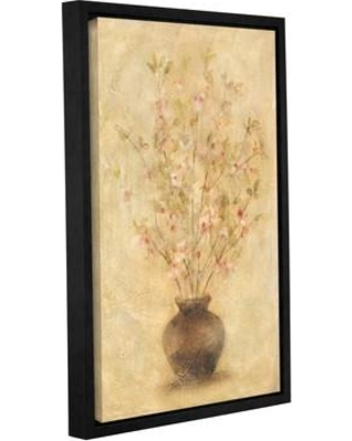 """Ophelia & Co. Apple Blossoms Framed Painting Print on Wrapped Canvas OPCO2988 Size: 36"""" H x 24"""" W x 2"""" D"""