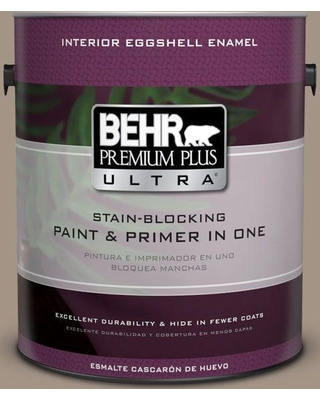 BEHR ULTRA 1 gal. Home Decorators Collection #HDC-NT-04A Clay Eggshell Enamel Interior Paint & Primer