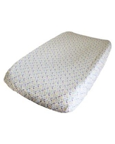 Go Mama Go Baby Basics Changing Pad Cover 718122810475 Color: Love Petals