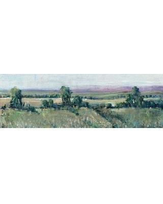 """East Urban Home 'Off the Road II' Print on Canvas ETUB1484 Size: 16"""" H x 48"""" W x 1.5"""" D"""