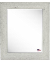 "Beachcrest Home Rectangle Antique Wall Mirror BCHH4403 Size: 27.5"" W X 31.5"" H"