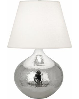 Spectacular deal on robert abbey dal polished nickel vessel table lamp robert abbey dal polished nickel vessel table lamp aloadofball Choice Image