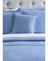 Modern. Southern. Home.™ Blue Scalloped Tiles Decorative Pillow